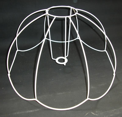 Detail image of Lamp Shade Frames from Automatic Wire