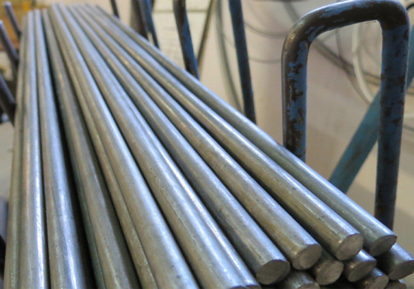 Detail image of Steel Rods from Automatic Wire