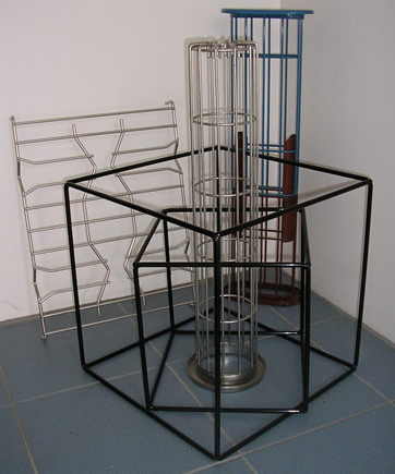 Detail image of All sorts of frames and shapes from Automatic Wire